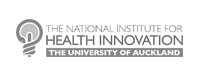 THE NATIONAL INSTITUTE FOR HEALTH INNOVATION